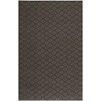 Safavieh Diamonds Brown Sisal Wool Rug - 8' X 11'