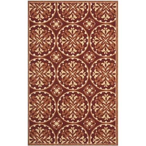 Safavieh Handmade Four Seasons Kimberely Floral Rug