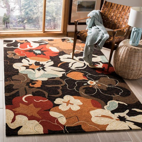 Safavieh Handmade Four Seasons Brigid Floral Rug