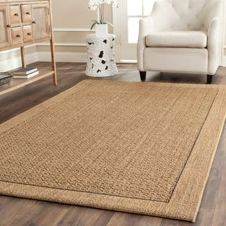 Safavieh Palm Beach Natural Sisal Rug 5 X