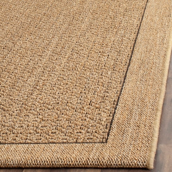 Shop Safavieh Palm Beach Natural Sisal Rug 3 X 5