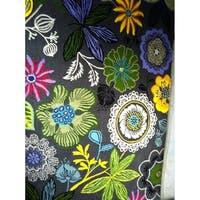 "Safavieh Hand-Hooked Four Seasons Grey / Multicolored Rug - 3'6"" x 5'6"""