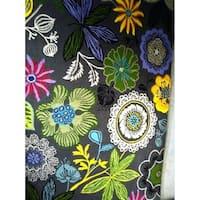 Safavieh Hand-Hooked Four Seasons Grey / Multicolored Rug - 8' x 10'