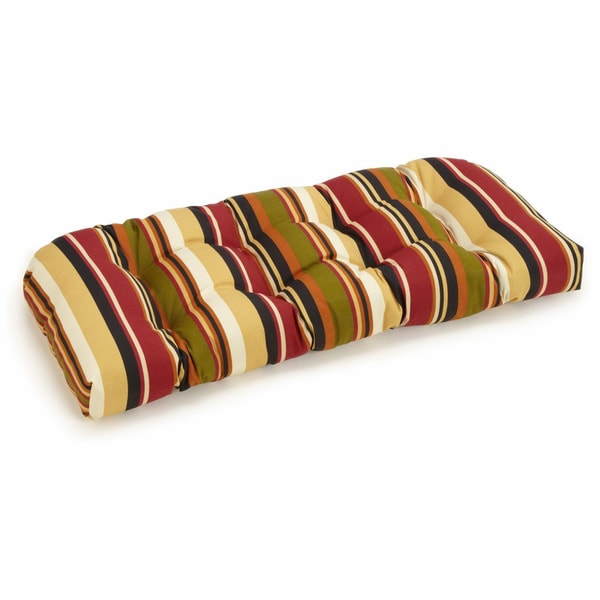 "Blazing Needles Outdoor Cushion - 42"" x 19"""