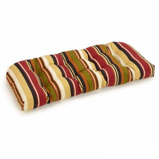 Blazing Needles Outdoor Cushion
