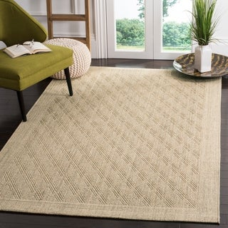 Shop Safavieh Palm Beach Hisanori Modern Sisal Rug On