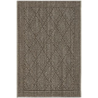 Safavieh Palm Beach Silver Grey Sisal Rug (3' x 5')