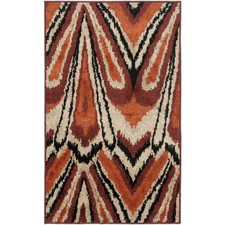 Safavieh Kashmir Orange Rug (8' x 10')