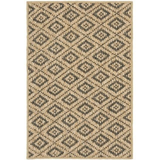 Safavieh Palm Beach Natural Sisal Rug 3 X 5