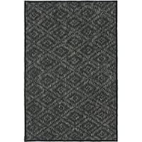Safavieh Palm Beach Charcoal Grey Sisal Rug - 2' x 3'