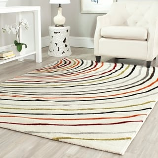 "Safavieh Porcello Contemporary Ivory Area Rug (8' x 11'2"")"