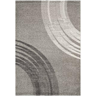 Safavieh Porcello Modern Grey Area Rug (6'7 x 9'6)