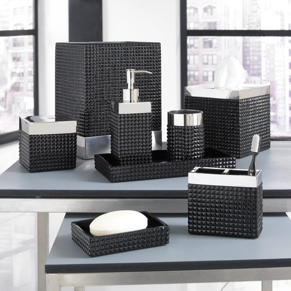 Trump Home Parc East Bricks Bath Accessory Collection