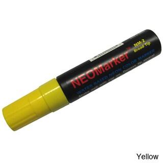 Waterproof NEOMarker Broad Tip Chalk Marker Pen