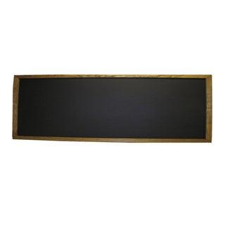Framed Chalkboard (24 x 72)