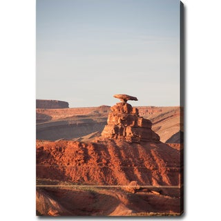 'Mexican Hat' Canvas Art