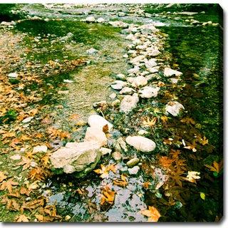'Fall Creek' Canvas Art