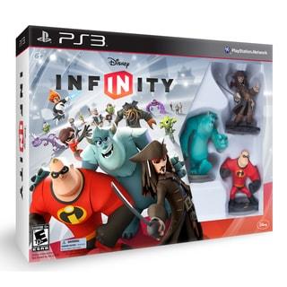 PS3 - Disney INFINITY Starter Pack
