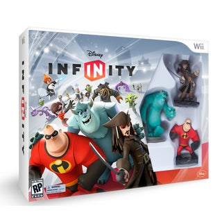 Wii - Disney INFINITY Starter Pack