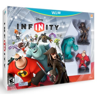 Wii U - Disney INFINITY Starter Pack