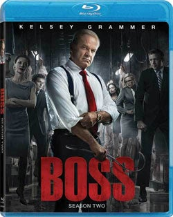 Boss Season 2 (Blu-ray Disc)