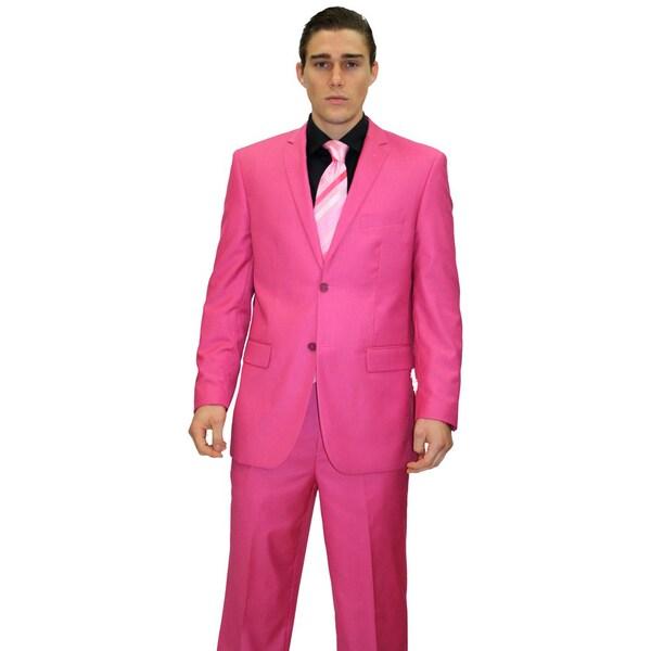 Ferrecci's Men's 2-button Jacket and Pant Suit