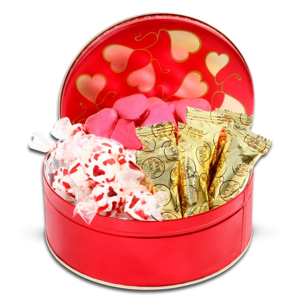 Alder Creek Valentine's Day Sweet Mix Gift Basket
