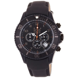 Ice-Watch Men's Chronograph Matte Black Watch