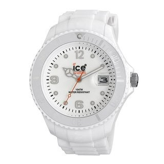 Ice-Watch Men's Sili Forever Collection White Watch|https://ak1.ostkcdn.com/images/products/7658285/P15072283.jpeg?_ostk_perf_=percv&impolicy=medium
