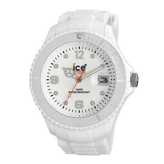 Ice-Watch Men's Sili Forever Collection White Watch|https://ak1.ostkcdn.com/images/products/7658285/P15072283.jpeg?impolicy=medium
