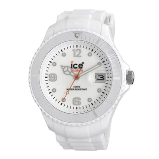 Ice-Watch Men's Sili Forever Collection White Watch