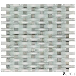 EmryTile Ocean 12x12.6 Sheet (10 Square feet per case)