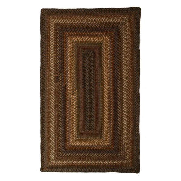 Southampton Wool Braided Rug (2'6 x 6')