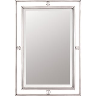 Quoizel Downtown Small Mirror