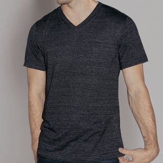 Link to Canvas Men's Tri-Blend V-Neck Tee Similar Items in Shirts