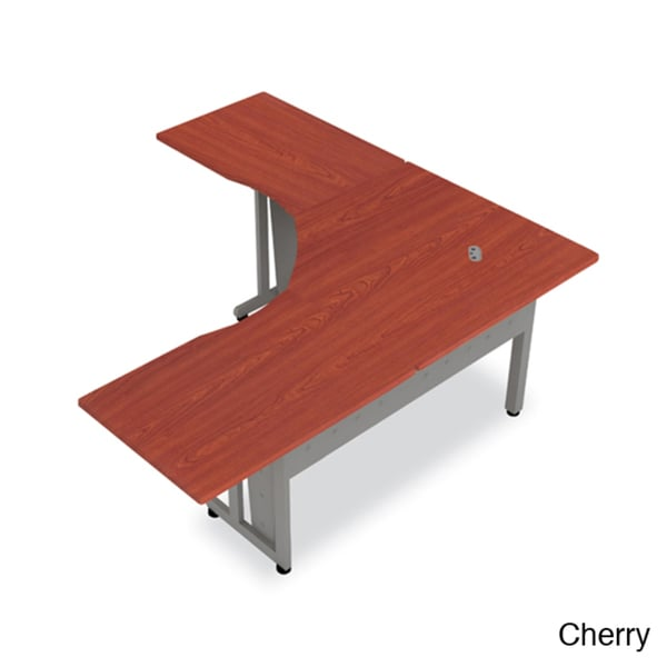 OFM L-Shaped Workstation Desk (72x24)
