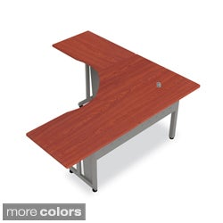 OFM L-Shaped Workstation (72x24)