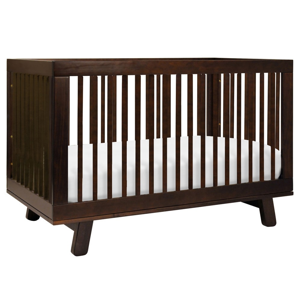 baby furniture for less. Babyletto Hudson 3-in-1 Convertible Crib W/ Toddler Bed Conversion Kit ( Baby Furniture For Less R