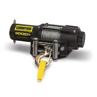 Champion Power Equipment 3,000 lb. ATV/ UTV Winch Kit