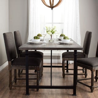 Metal Dining Room Kitchen Tables Shop The Best Deals for Nov