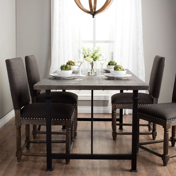Carbon loft renate dining table free shipping today for Dining room tables home goods