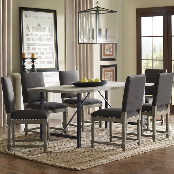 Renate Grey Dining Chairs (Set of 2) - Free Shipping Today ...