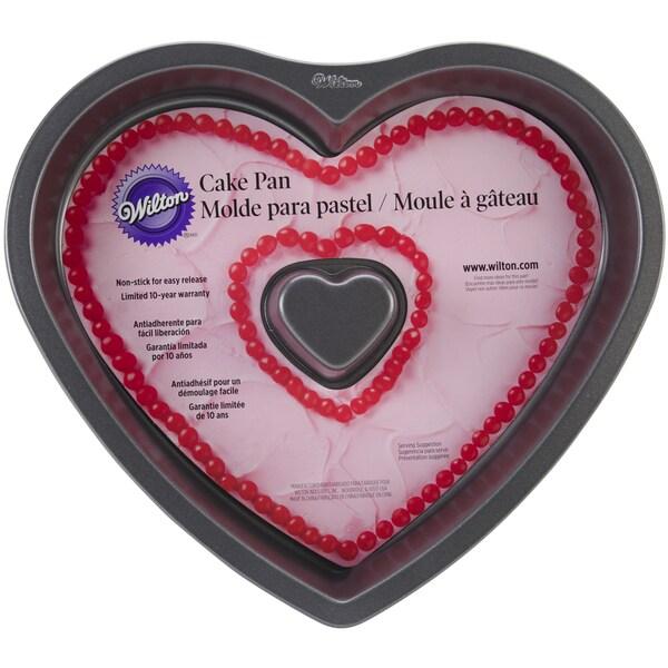 Novelty Cake Pan-fluted Heart