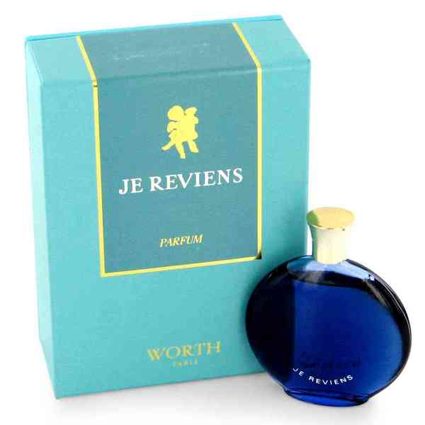 Worth Je Reviens Women's 0.5-ounce Pure Perfume
