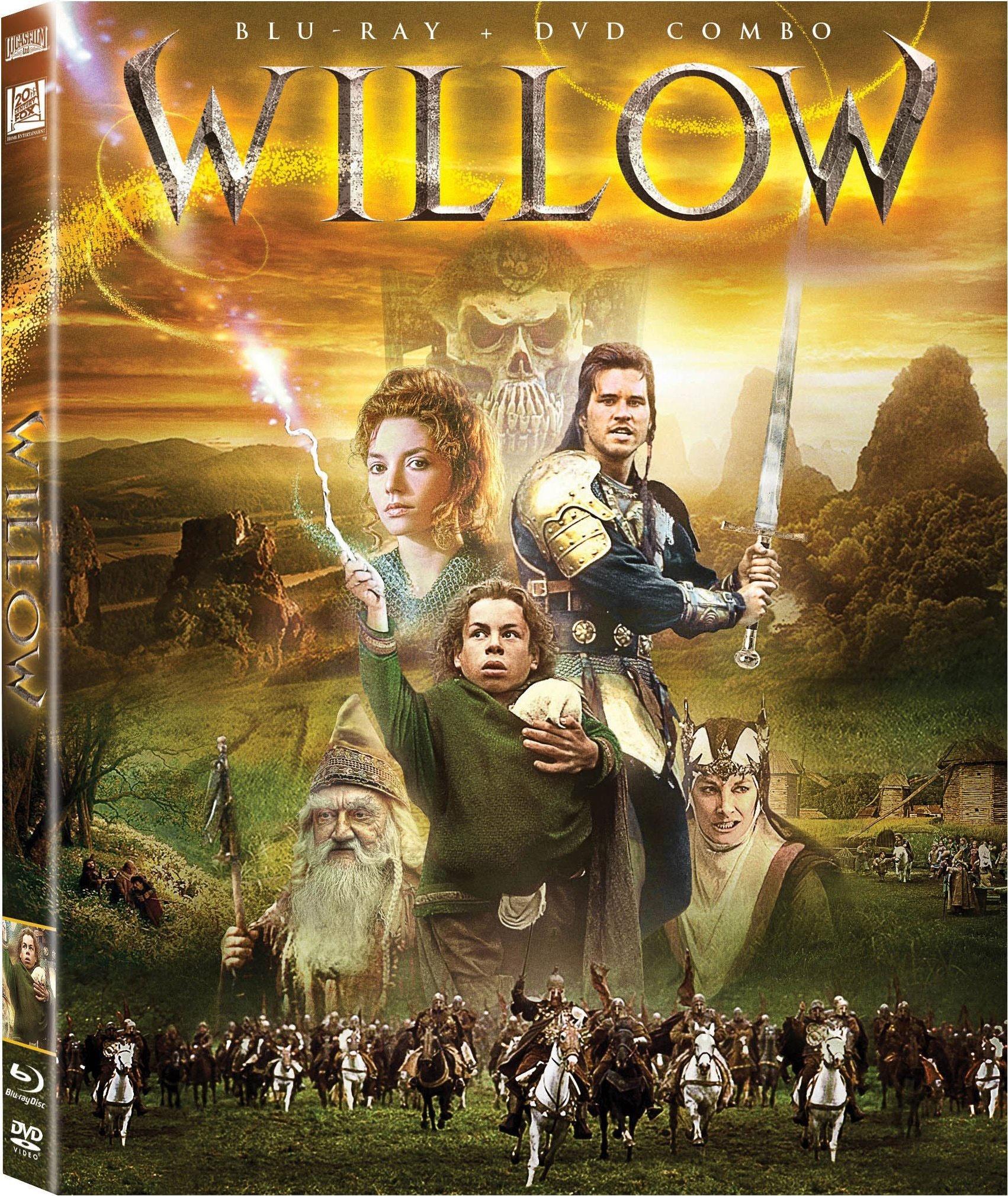 Willow (Blu-ray/DVD)
