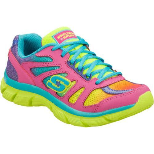 Girls' Skechers Lite Dreamz Dreamcatcher Pink/Multi