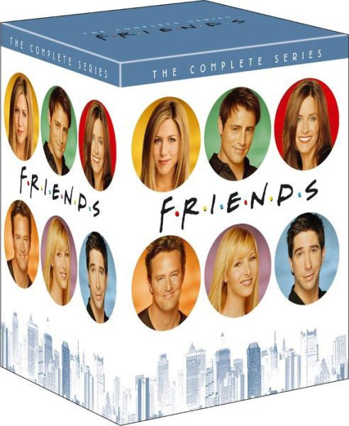 Friends: The Complete Series Collection (DVD)