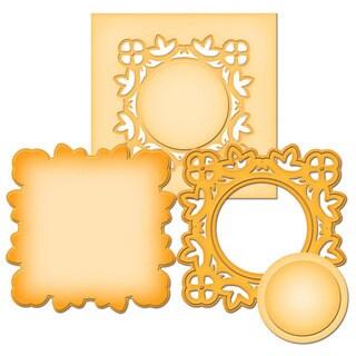 Spellbinders Die D-Lites Medallion 2