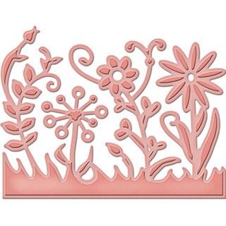 Spellbinders Die D-Lites Flower Burst