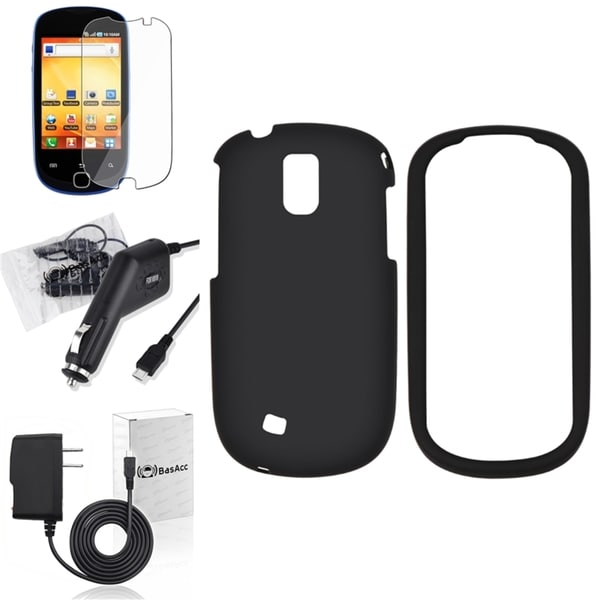 BasAcc Case/ Screen Protector/ Chargers for Samsung© Gravity Smart
